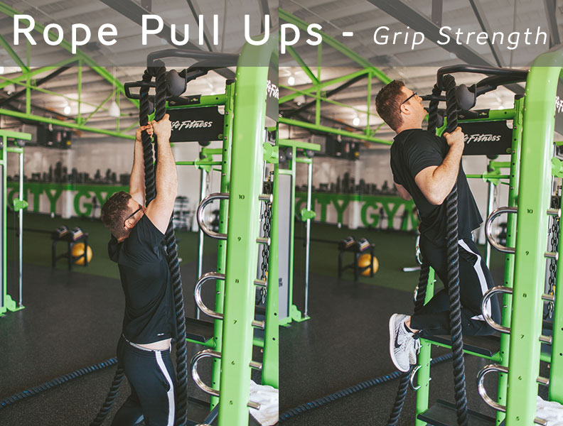 rope pull ups how to increase your traditional pull up number