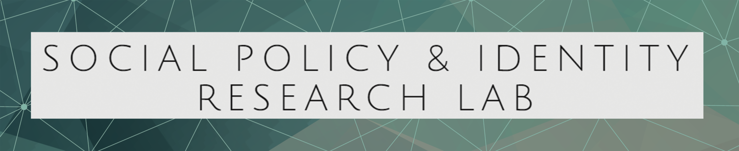 Social Policy & Identity Research Lab