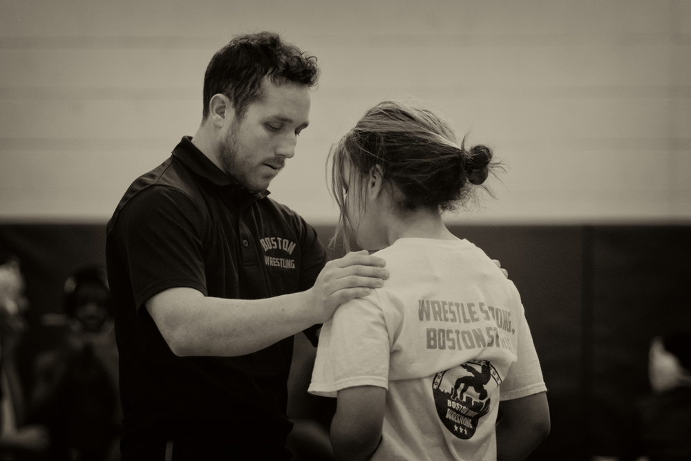 Eighty percent of our wrestlers said they can trust their coach to go to for help or advice -