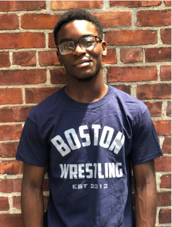 Malcolm Chrispin    Malcolm is 14 and attends Boston Latin Academy. His goals are to win 1st place in states for wrestling and to work in the fields of finance in the future. This is Malcolm's second summer as a CIT.