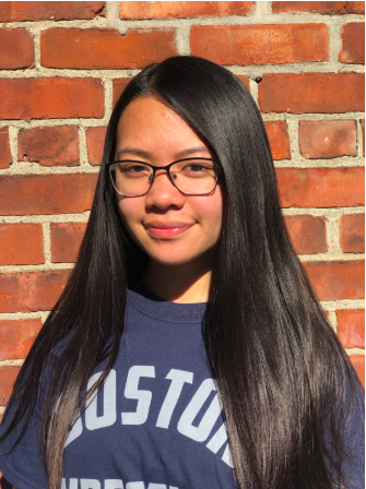 Nadia Nguyen   Nadia is 14 and attends Boston Latin Academy. Her goals are to get fit, have a healthier lifestyle, and to gain as much skill as possible for any sports. Nadia is our Office Intern this summer.