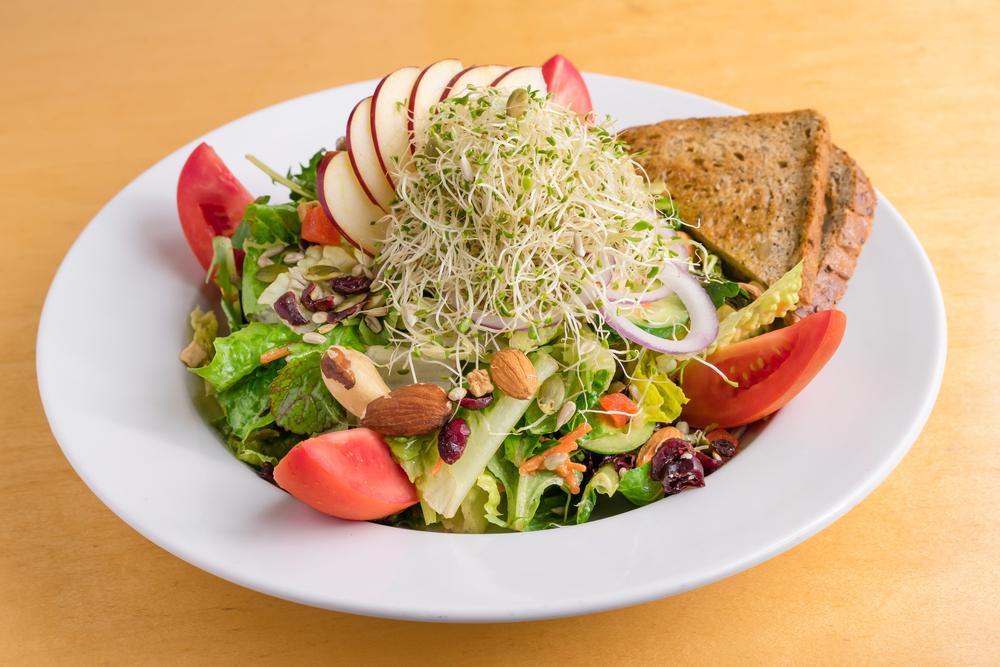 Berkeley Bowl Salad