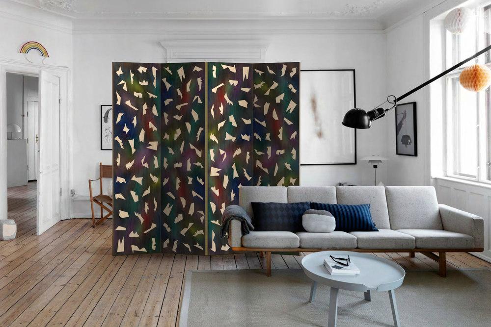 Papercut - Room Divider