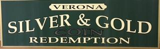 Verona Silver & Gold Coin Redemption