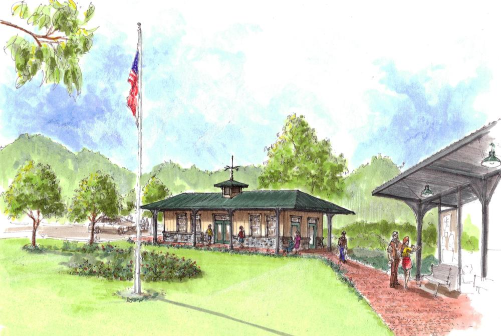 City of Oswego - Welcome Center Feasibility Study