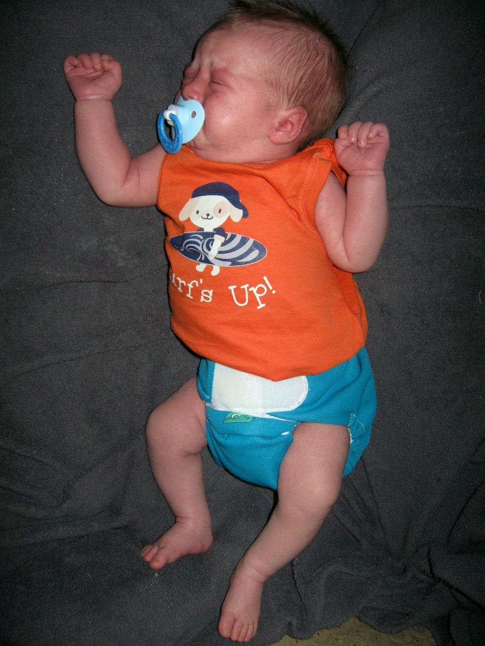 8lb11oz+ -- 23 days old