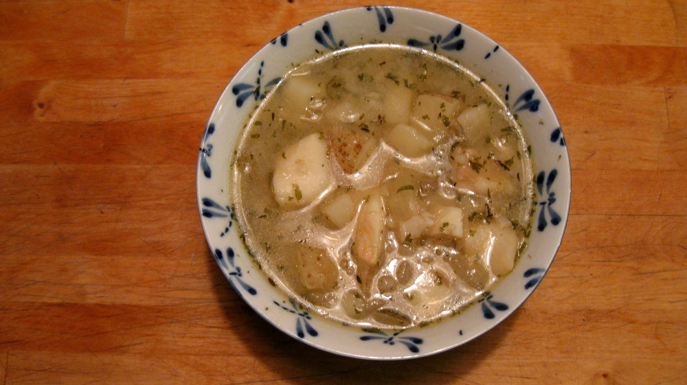 Recipe: Fish Soup