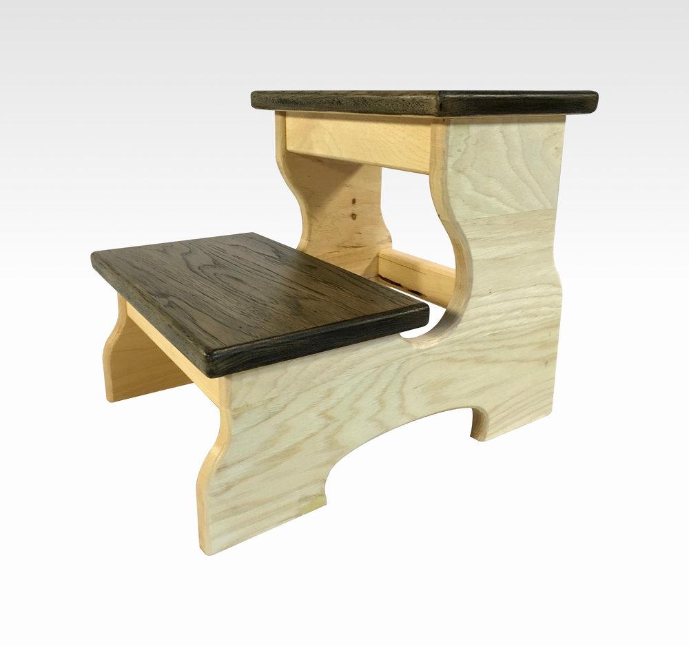 Two Step Stool in Black u0026 White by Candlewood Furniture Rustic Wood Kids Bed Bathroom Custom  sc 1 st  CW Furniture u0026 Custom Design & Bedroom u2014 CW Furniture u0026 Custom Design islam-shia.org