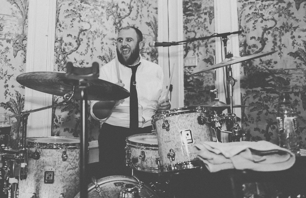 smokin'-jacks-music-functions-wedding-band-drummer-bride-groom