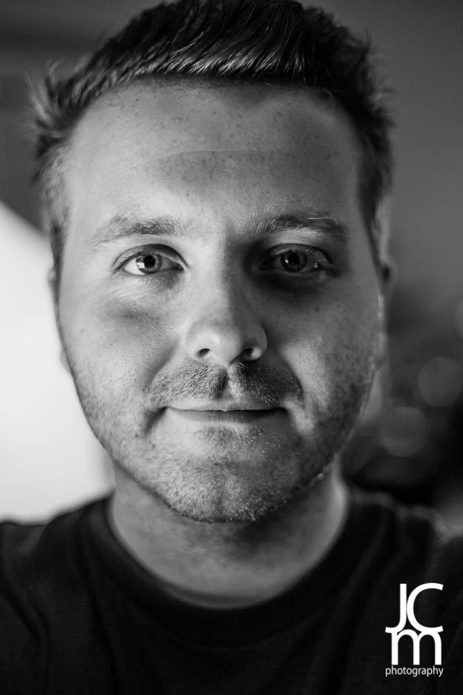 JCM Photography self portrait