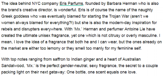 ERIS PARFUMS Mx. Eau de Parfum featured in Huffington Post (September 9, 2017).png