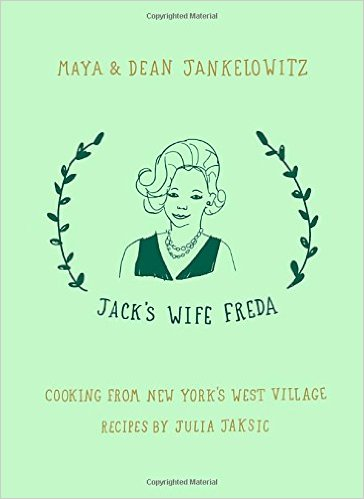 Jack's Wife Freda Cookbook