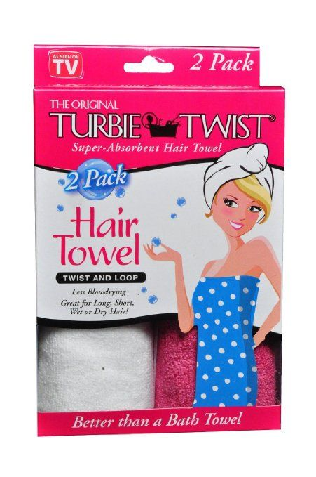Turbie Towel Twist