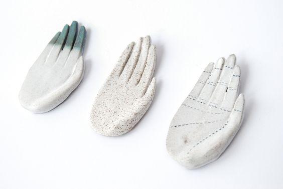 Hand Dish Ceramics