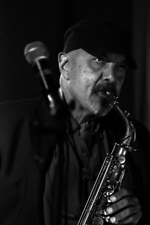 Kenny Blake, James Street Gastropub, 2014.  ©    Brian Cohen