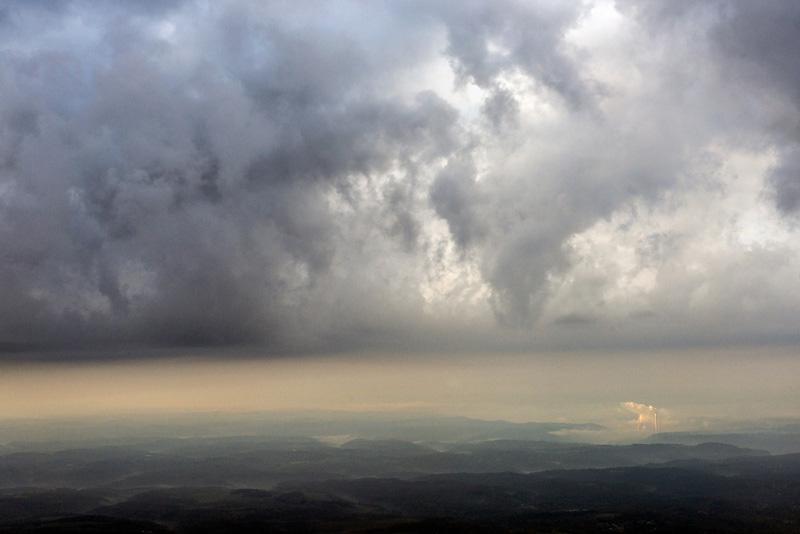 Western Pennsylvania from the air. © Scott Goldsmith/TDW 2013