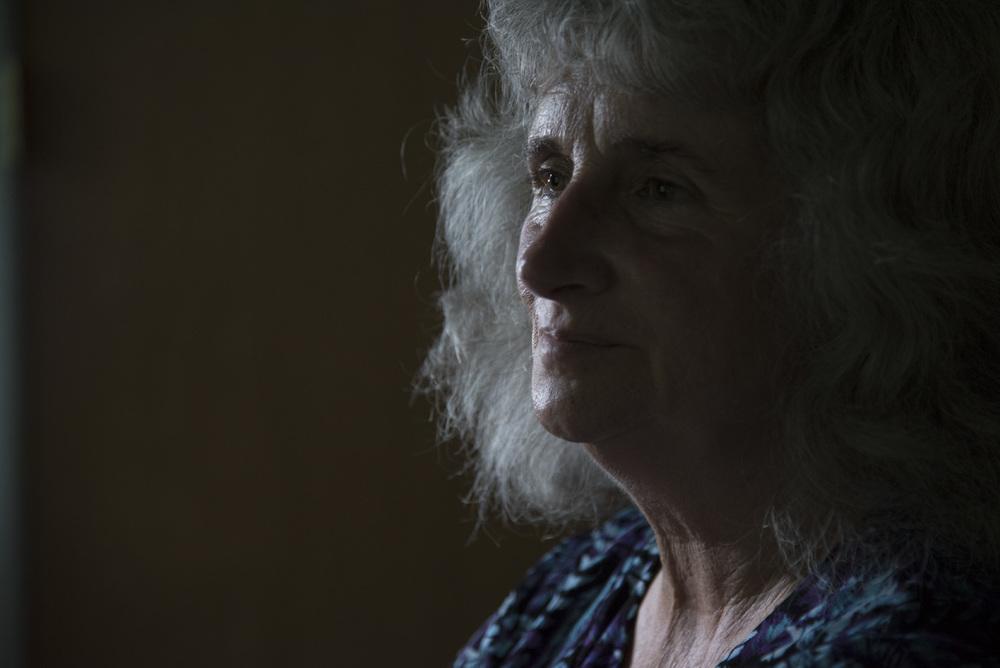 Vera Scroggins.  © Nina Berman/MSDP 2015
