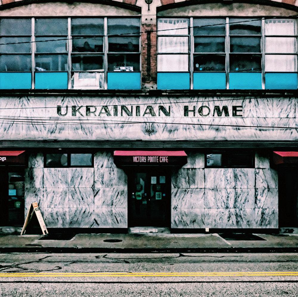 Ukrainian Home  © Brian Cohen/TDW 2017