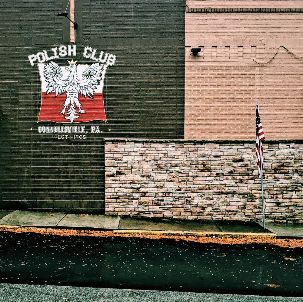 Polish Club Connellsville   © Brian Cohen/TDW 2017