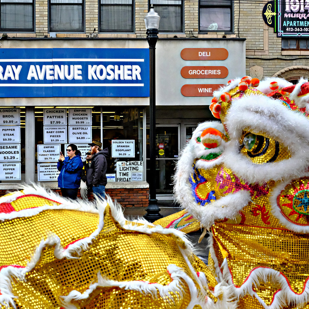 Murray Avenue Kosher New Year  © Brian Cohen/TDW 2017