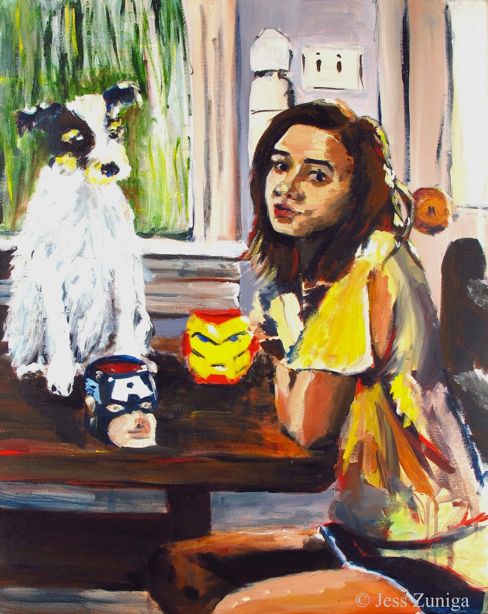 Jessica Zuniga_painting_Morning Tea.JPG