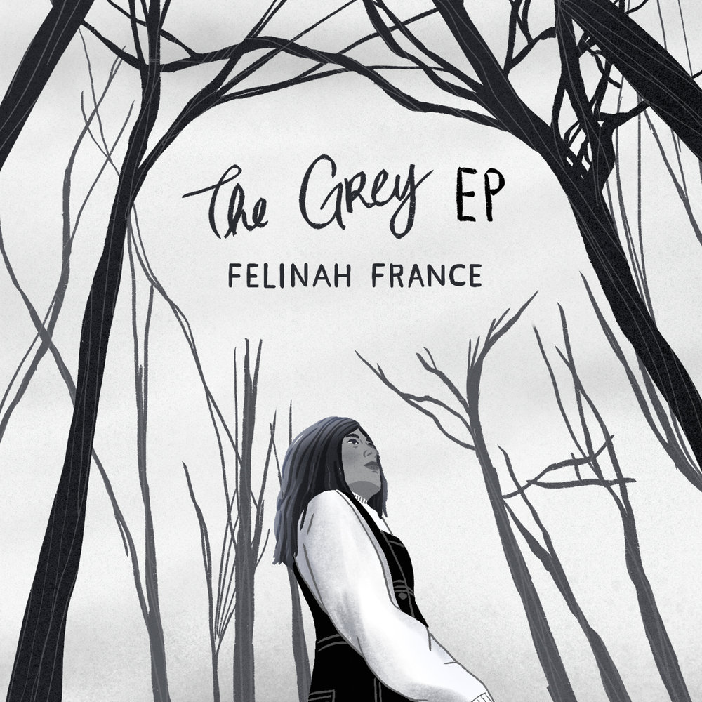 The Grey EP Cover