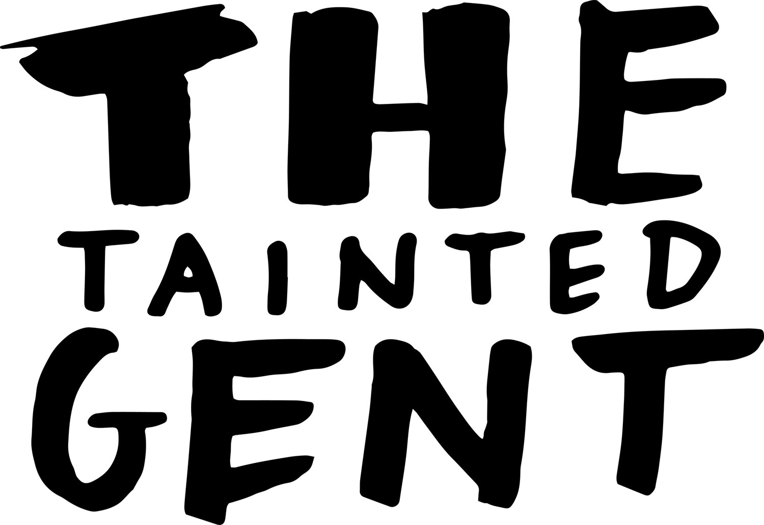 The Tainted Gent