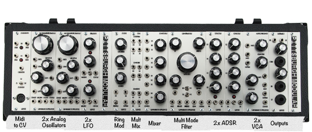 foundation pittsburgh modular synthesizers. Black Bedroom Furniture Sets. Home Design Ideas