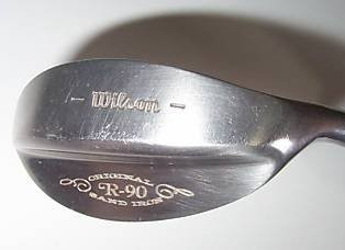 """Old Style Sole"" Wilson R-90"