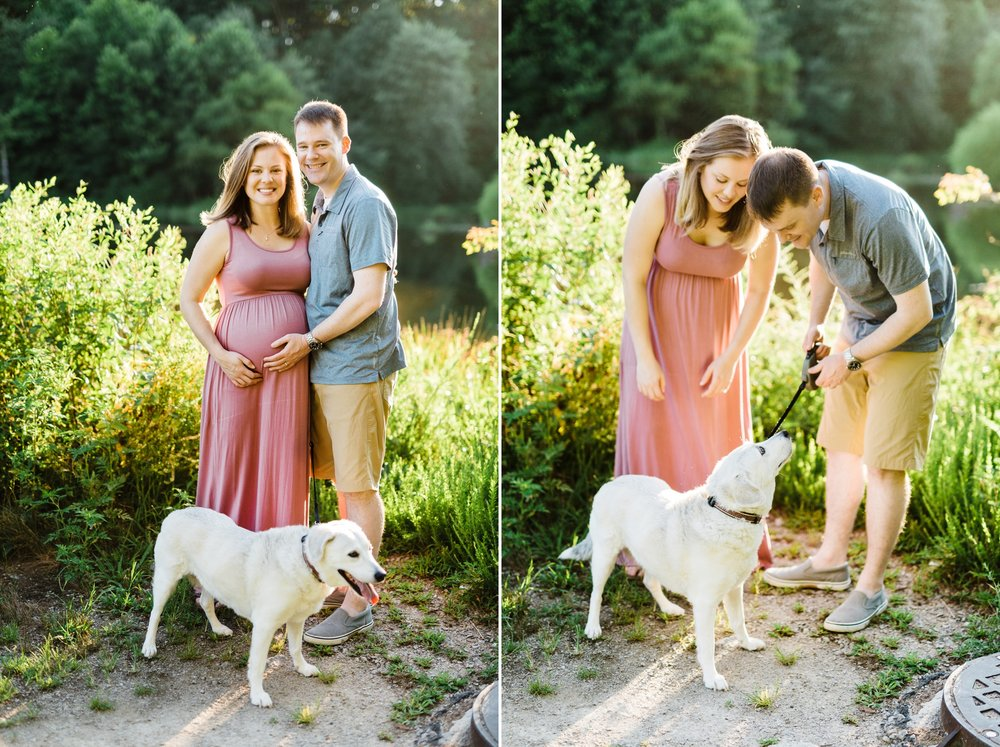Alexandria Fairfax Mercer Lake Maternity Photographer 1.jpg
