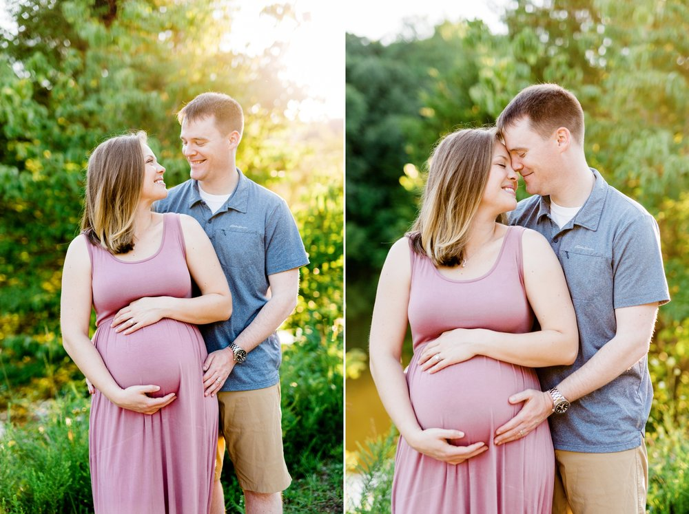 Alexandria Fairfax Mercer Lake Maternity Photographer 3.jpg