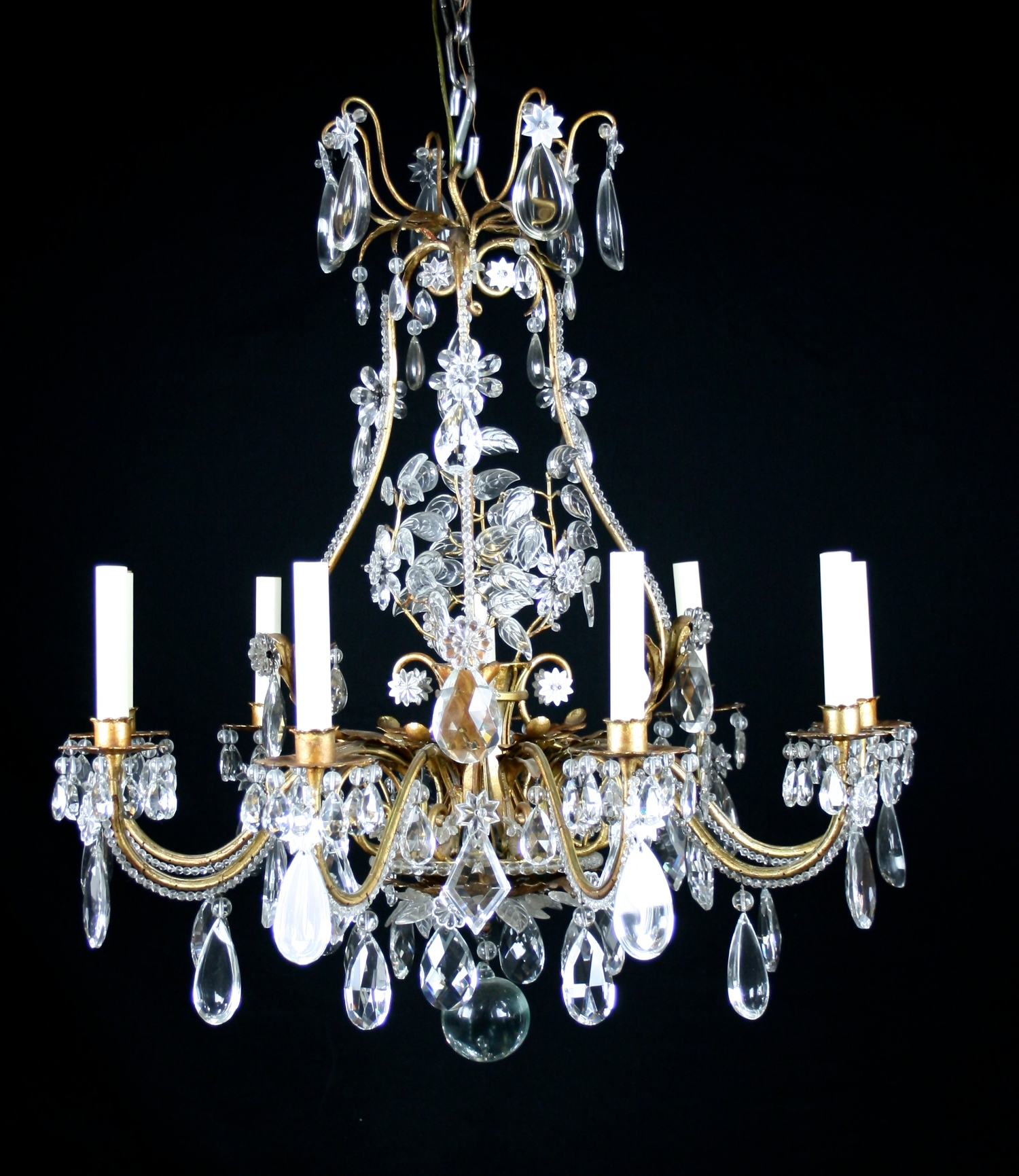 Nesle inc antique chandeliers and reproductions new yorkandeliers 1 arubaitofo Gallery