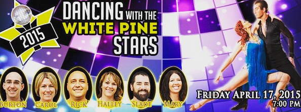 Dancing with The White Pine Stars has been a show stopping event presented by our organization featuring The Utah Ballroom Dance Company and local talent to battle for the title and for the opportunity to increase their dance skills.