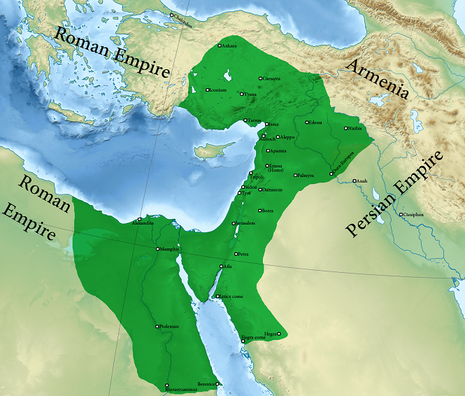The Palmyrene Empire