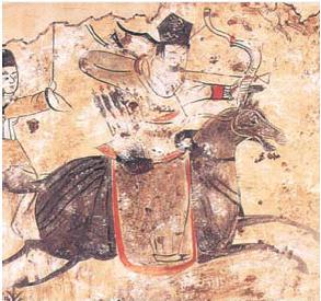 Xianbei Archer