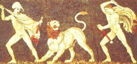 Craterus and Alexander