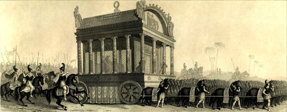 Alexander's Traveling Mausoleum