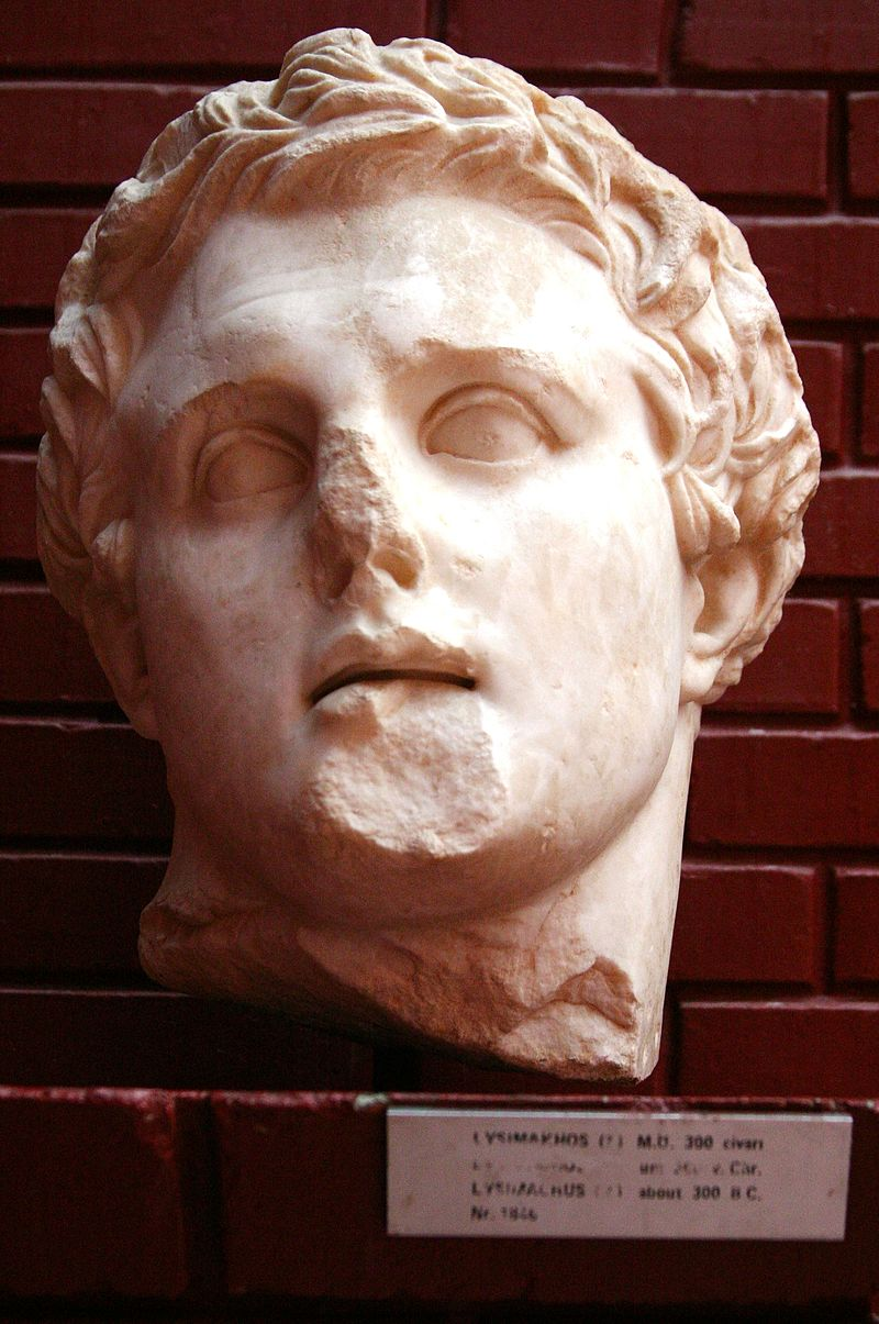A young Lysimachus