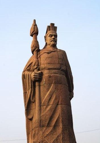 Statue of Zhang Qian