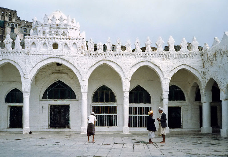 Arwa's Mosque in Jibla