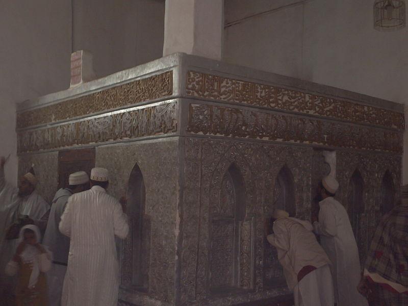 Arwa's Mausoleum