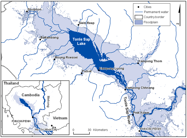 Tonle Sap system