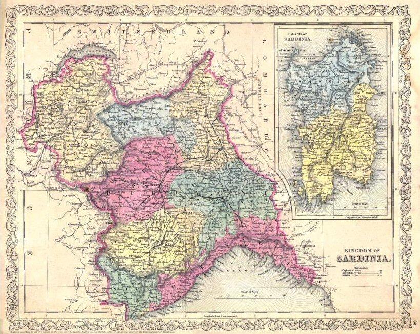 Piedmont-Sardinia (1800s)
