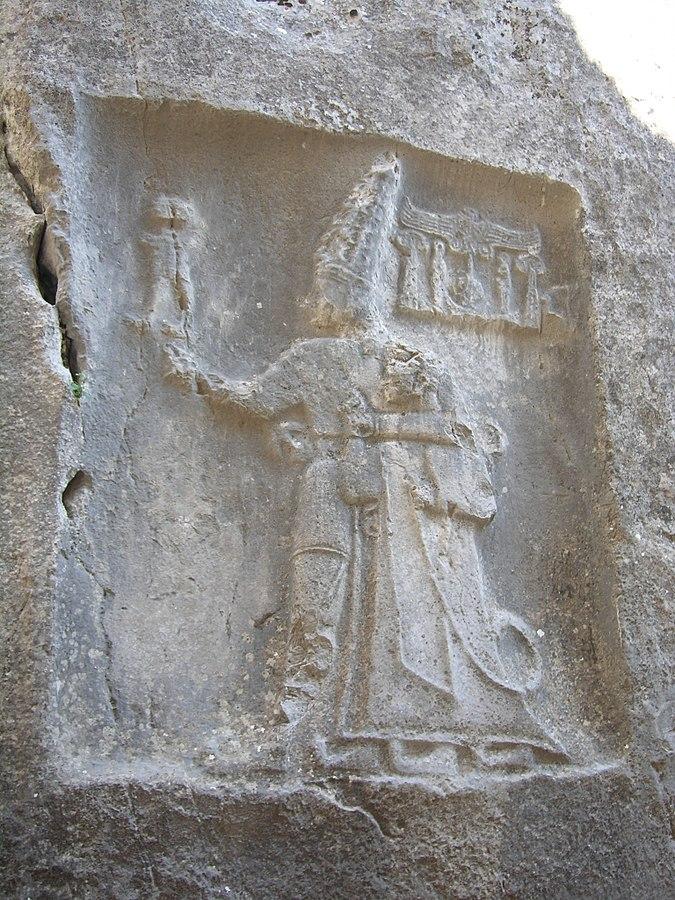 Hittite God