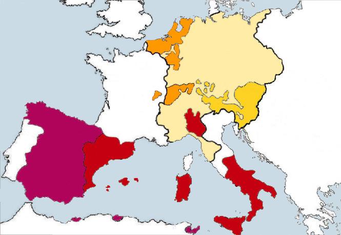 Charles V's Empire