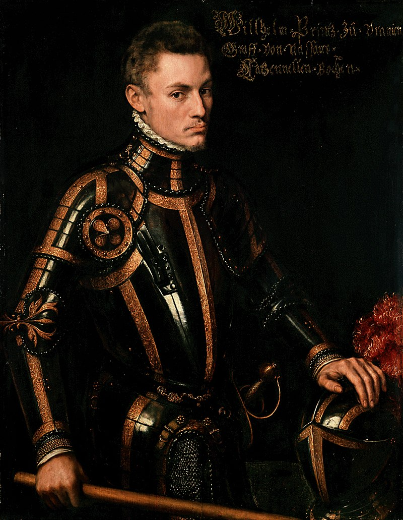 William the Silent in 1555