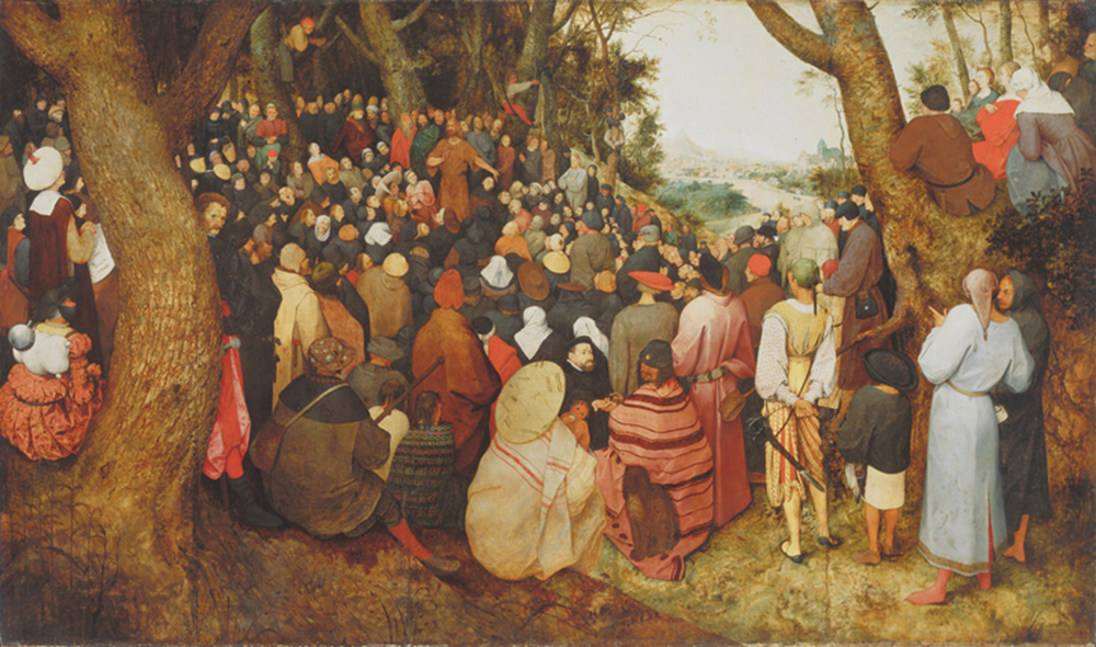 Field Preaching