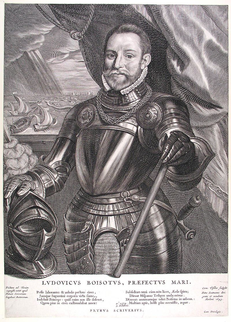 Admiral Boisot