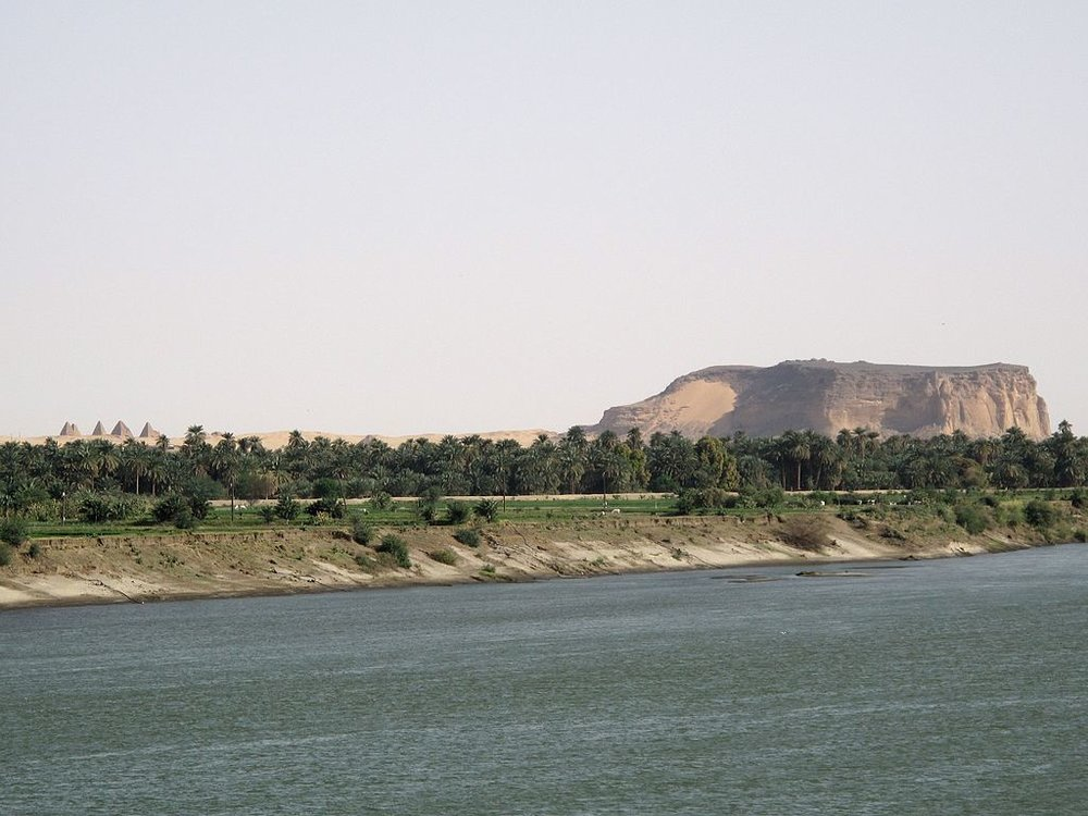 Napata from the Nile