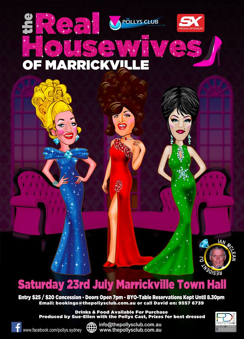 Always a fun night! Tickets on sale now so hurry! www.thepollysclub.com.au